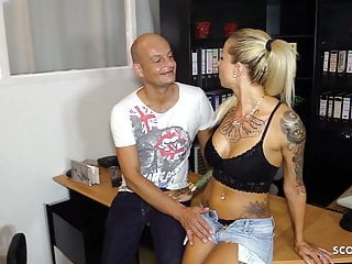 Eating off cock Condom slip off by stranger fuck german skinny anni angel