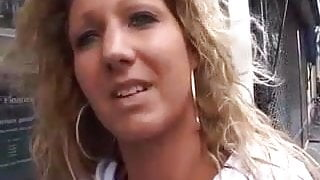 Perfect blond slut get fucked