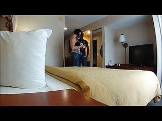 Hidden gloryhole cameras Cuckold wife getting used