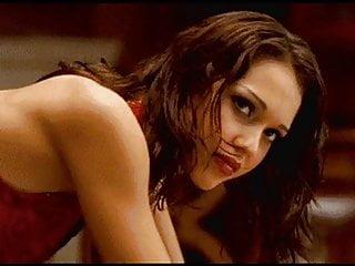 Jessica alba fucking video Jessica alba spanking - fifty shades dark angel mashup