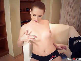Girl next door sex tubes - Redhead girl next door