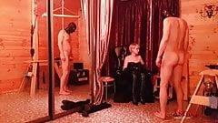 Госпожа Xsenija - новая рабыня