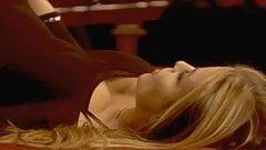 Carmen Electra - Aerobic Strip Tease In The Bedroom