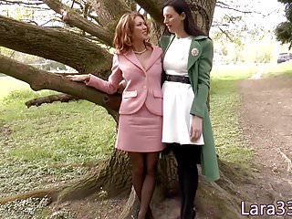 British cum queens torrent - Classy sappho mature queened by ginger babe