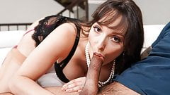Stepmom Goes Down On Stepson In Front Of Me - MommyBlowsBest