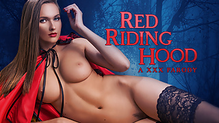 Little Teen RED RIDING HOOD Fukcing With Big Bad WOLF