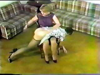 Free erotic domestic discipline - Vintage lesbian domestic discipline