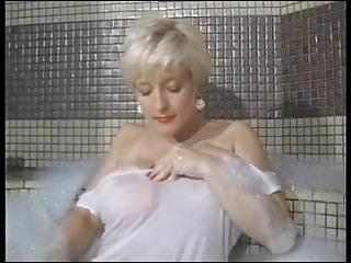 Adult bubble bath - Danni ashe at home taking a bubble bath
