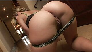 Rich, Bored and Lonely MILF got a juicy BBC for anal play