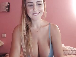 Spotting and tender breasts Eva big boobs and tender feet to lick and die for