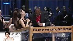 Ariana Grande fondled by pastor