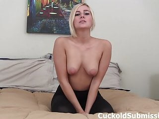 Convince my wife to become sexual dominant Want to become my cuckold