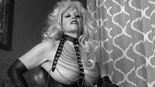 Mistress Straps It On.
