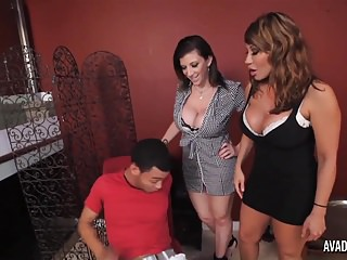 Ava devine milf humiliated Pornstarplatinum - ava devine and sarah jay with young boy