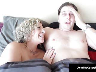 Cuban big tits - Cuban princess angelina castro fucks sucks sara jays man