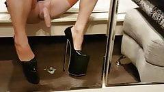extreme heels cums