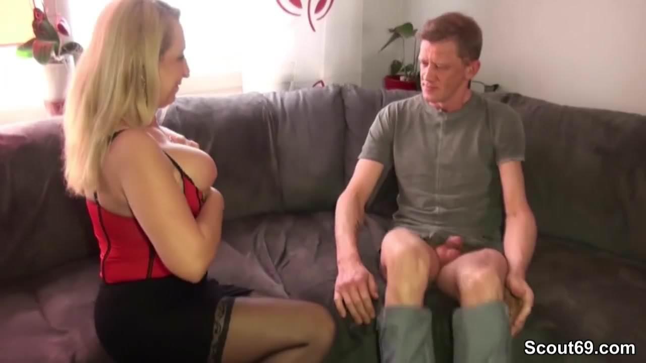 Sex Mit Dem Nachbarn, Einem Pornostar