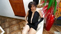 FABULOUS LADY in extreme anal sex three lovers double penetr