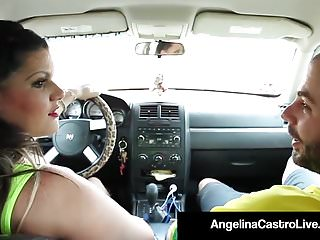 Cuban fat pussy pics Cuban bbw angelina castro takes a hungry cock in her pussy