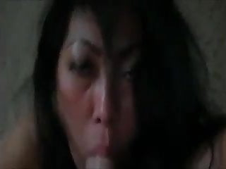 Chubby sucking cock Chubby asian loves to be filmed sucking cock