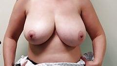 American mature beautiful breast