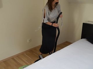Crazy orgasm free videos German woman loves her vacuum cleaner and has crazy orgasm