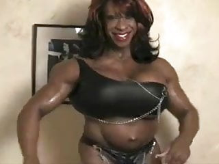 Big black muscle sex Black muscles