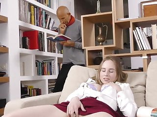 Altea b pantyhose Fear the monster teen -br