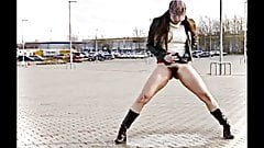 Car park pee