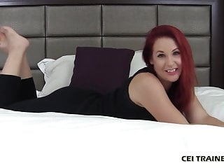 Eat your own cum for me - Are you ready to eat your own cum for me cei