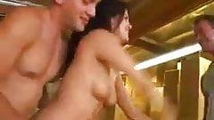 Iranian Former Miss Norway Aylar Lie Fucks Big White Cock