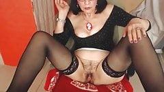 webcam granny