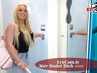 Private amateur homemade porn German exgirlfriend first time cum facial at private porn