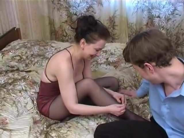 Mature Nylon Russia