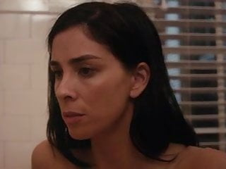 Big boob jewish girls Sarah silverman -i smile back