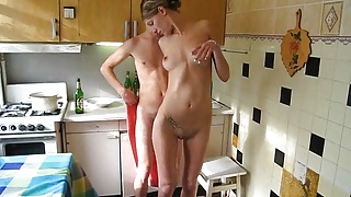 Young Libertines - Silvia - All freshened up for hot sex
