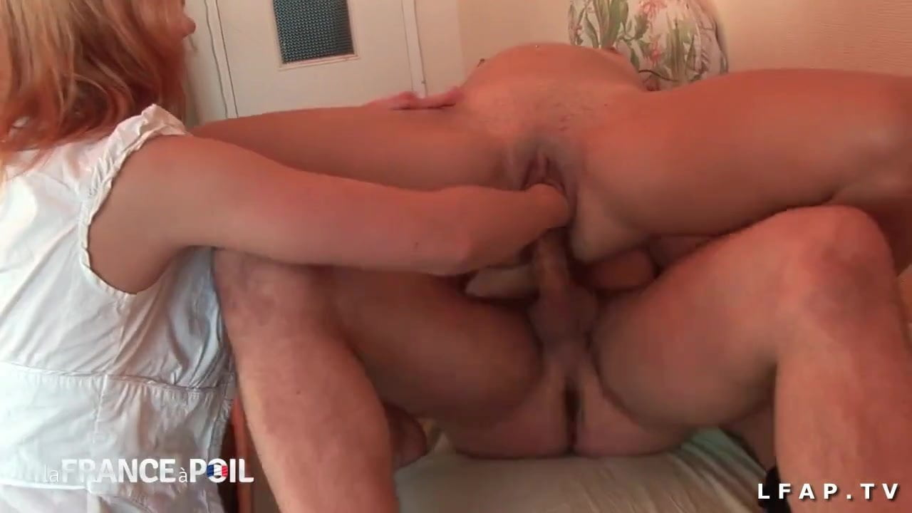Skinny French Teen Anal