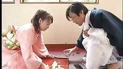 Japanese video 501 Naked landlady 1