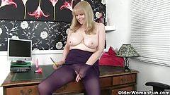 Best of British secretaries part 5