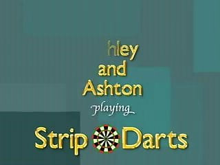 Darts of pleasure translation Mia, ashley and ashton play strip darts