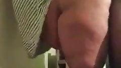 BBC fucks granny's big ass