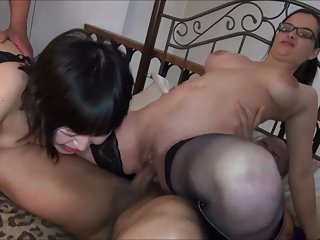 Japanese tiny ladyboy shemale Japanese milf screams taking 3 bbcs too big for tiny cunt