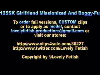 Cock video clip Clip 125sk girlfriend missionized 10:26min, sale: 10