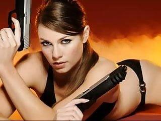 Mandy carroll lesbian Sexy hot alison carroll