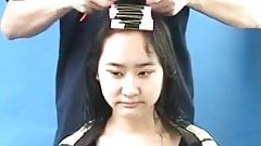 hair perm in china