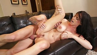 Brandy Aniston Has Her Ass Pounded Before Neighborhood Watch
