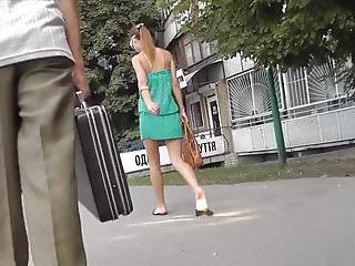 Dree porn interracial mature blond - Green drees uppie