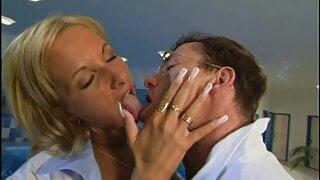 Lana Borgia Hot Hospital  - (from the movie - OSPIZIO DELLA