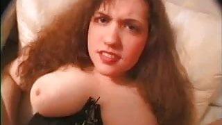 Chubby Stephanie Fucked And Facialed