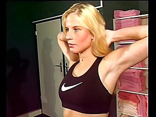 Amateur female fitness nude Female fitness domination